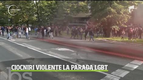 Violenţe la Marşul Egalităţii dintr-un oraş din estul Poloniei