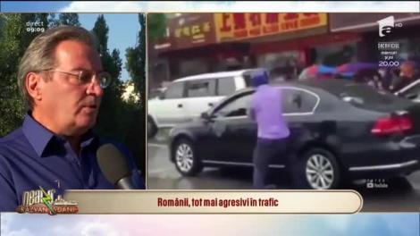 Neatza cu Răzvan și Dani. Românii, tot mai agresivi în trafic