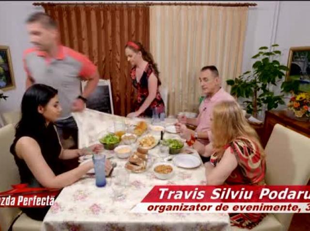 """Gazdă Perfectă. Travis Silviu Podaru a provocat un dezastru în casa Ancăi Bejan. """"Un gest inexplicabil"""""""