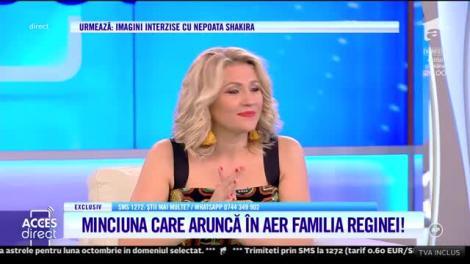 Minciuna care aruncă în aer familia reginei Maria Câmpina. Nepoata Shakira a făcut o ședință foto în care era îmbrăcată necorespunzător