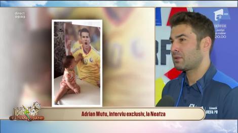 """Adrian Mutu, interviu exclusiv la Neatza cu Răzvan şi Dani! """"O să devin antrenor principal cu licenţă Pro!"""""""
