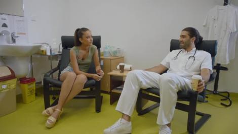 Sacrificiul, episodul 8. Ioana (Oana Cârmaciu) se desparte de iubitul ei, Robert (Daniel Nuță): Te-am înșelat!