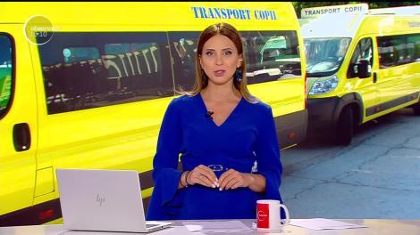 """Primarul unei comune din Gorj, şofer pe microbuz şcolar. Cum s-a ajuns în această situație: """"Mie îmi place, mă deconectează..."""""""