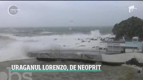 Uraganul Lorenzo, de neoprit. Irlanda de Nord, sub alertă de vreme extremă