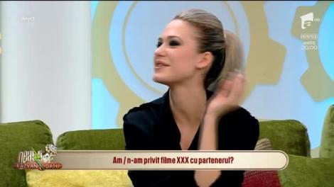 Michaela Prosan răspunde întrebărilor celui mai picant interviu de la Neatza! S-a uitat sau nu la filme deocheate împreună cu iubitul?