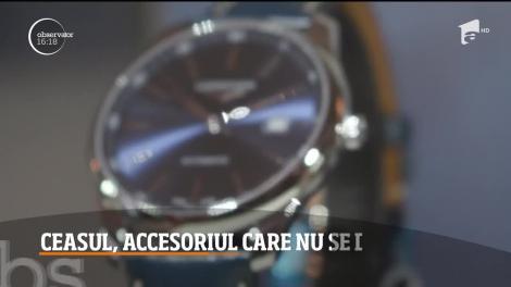 Ceasul, accesoriul care nu se demodează. Al treilea cel mai mare producător de ceasuri din lume a ajuns şi în România