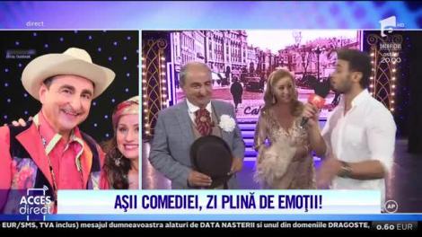 """Valentina Fătu, regina comediei românești, aniversare pe scenă: """"Este un omagiu pe care i-l aduce lui Constantin Tănase!"""""""