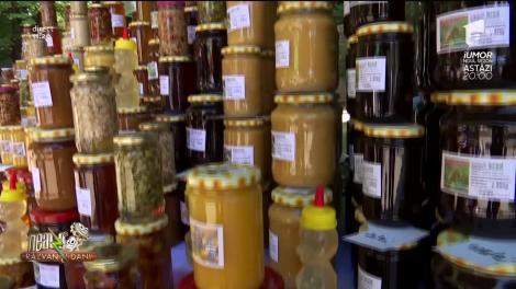 Beneficiile consumului de miere de albine