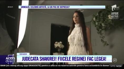 Acces Direct. Shakira, nepoata reginei Maria Câmpina, a încâlcat tradiția. Cum va fi pedepsită