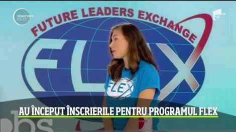 Flex, programul care oferă elevilor români posibilitatea să descopere şi alte forme ale învăţământului, în SUA