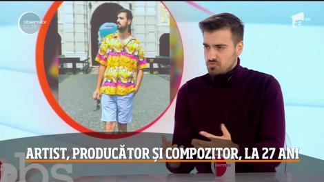 """""""Urmele"""", noua piesă lansată de Liviu Teodorescu"""
