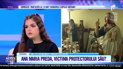 Acces Direct. Fiica cântăreţului Aurelian Preda, victima protectorul său?: După ce tata a murit au început avansurile și apoi abuzul