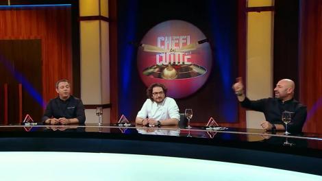 Celia Stefano a venit să câștige Chefi la Cuțite: O să-mi cumpăr un televizor din premiul cel mare