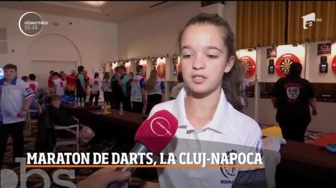 Campionatul Mondial de Darts se organizează  la Cluj-Napoca