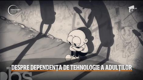 Dependența de ecrane duce la izolare socială. Internetul este folosit de jumătate din pământeni
