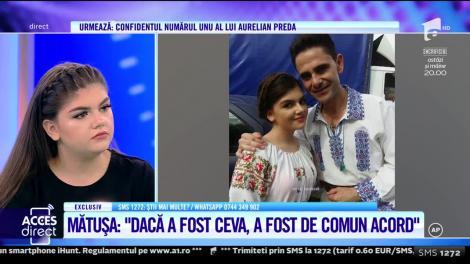 Cântăreţ celebru, acuzat că ar fi abuzat-o pe Ana Maria Preda! Mătuşa artistului nu exclude o relaţie intimă între cei doi!