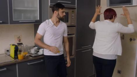 """Sacrificiul, episodul 9. Eva Oprea îi reproşează lui Andrei că seamănă cu tatăl lui: """"Ţi-ai cumpărat o femeie cu bani şi ai profitat de ea"""""""