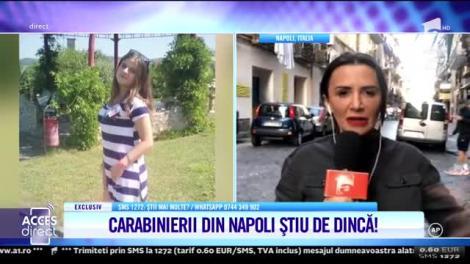 """Alexandra Măceşanu trăiește! Patroana unui bar din Italia: A intrat de două ori la mine şi a spus - """"Te rog frumos, ajută-mă!"""""""
