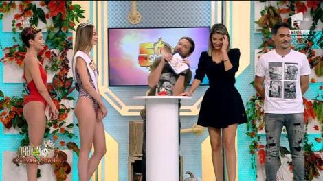 Reprezentatele României la Miss Super Globe 2019, în costume de baie la Neatza cu Răzvan și Dani. Proba de cultură generală