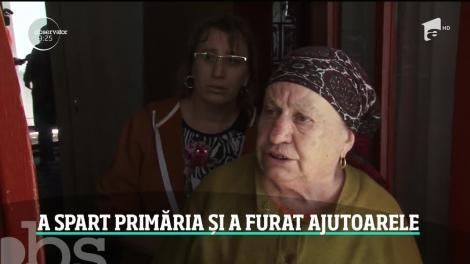 Peste 50 de oameni din Argeș au fost lăsați fără pensii şi indemnizaţii de handicap! Un hoț le-a furat banii! Cum a reușit să fugă cu 70.000 de lei! A fost filmat! Video