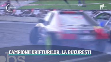 Spectacol total în ultima etapă a Campionatului Naţional de Drift