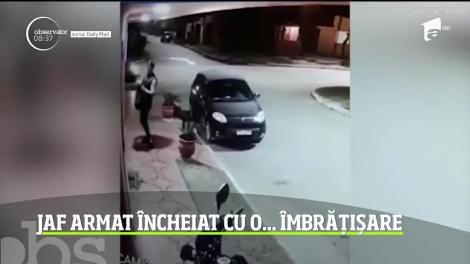 Argentina: Un bărbat a renunţat la tentativa sa de jaf armat pentru că victima aleasă era un cunoscut