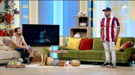"""Alex Velea, concurent în """"Asia Express"""", sezonul trei, a dat din casă, la """"Neatza cu Răzvan și Dani"""": """"Sunt multe lucruri de care mă tem"""""""