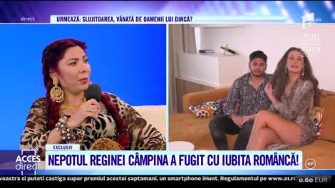Acces Direct. Francis, nepotul reginei Maria Câmpina, iubește o româncă! Familia nu o acceptă: Te dezmoștenesc!