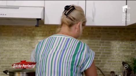 """Adriana Preda, """"Gazda Perfectă"""":  Ce meniu le propune invitaţilor! """"Cred că Adriana nu gătește nimic!"""""""