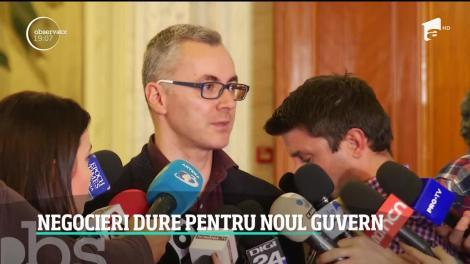 Ludovic Orban, premierul desemnat de Klaus Iohannis