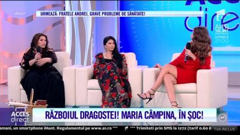 Acces Direct. Regina Maria Câmpina, în șoc! Lisabona şi Morena amenințări la adresa iubitei românce: Pot să-i fac descântece ca să-mi lase băiatul în pace