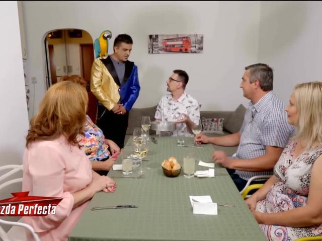 Gazda Perfectă. Magicianul Paco, surpriza lui Bogdan Niţu pentru invitaţii săi!