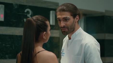 Sacrificiul, episodul 12. Ioana (Oana Cârmaciu), propunere neașteptată pentru Robert (Daniel Nuță): Da, normal că vreau!