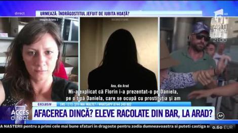 Acces Direct. Informații bombă în cazul Caracal. Fiica lui Gheorghe Dincă ar fi implicată în afaceri ilegale: Aducea clienţi, dar nu neapărat italieni