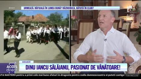 Acces Direct. Dinu Iancu Sălăjanu, secrete de familie: Am simțit chemarea cântecului încă de la 16 ani