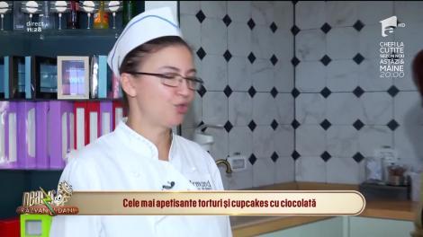 Neatza cu Răzvan și Dani. Ciocolata, desertul preferat al amatorilor de dulciuri. Rețete de torturi și cupcakes cu ciocolată