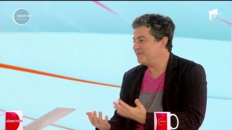 Actorul Mihai Călin, provocările personajului pe care îl joacă în serialul Sacrificiul