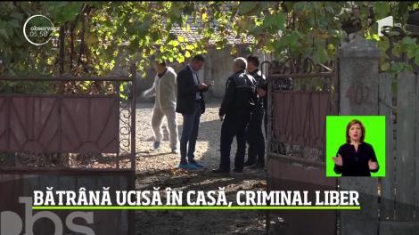 Alertă într-un sat din Mehedinţi! O femeie de 80 de ani a fost găsită moartă în propria casă