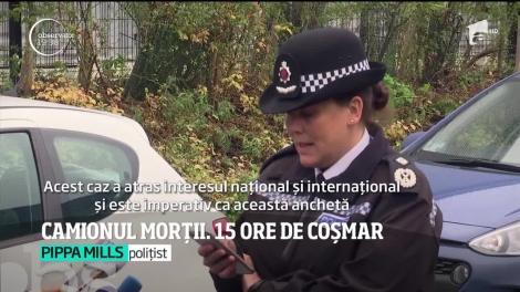 Cei 39 de oameni găsiţi morţi în camionul din Marea Britanie erau cetăţeni chinezi