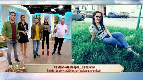 Neatza cu Răzvan și Dani te deşteaptă... de ziua ta! La mulți ani, Loredana!