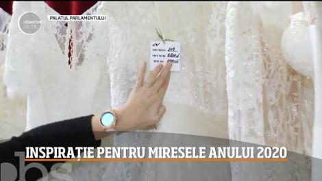 Trendul nunților în 2020: Cum arată rochiile de mireasă la modă anul acesta