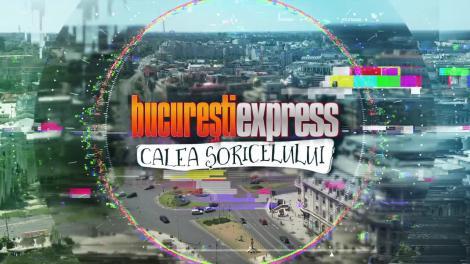 Fuego, Gigi Becali, Oana Lis, Margherita și Vica Blochina, concurenți la București Express - Calea Șoricelului! Cine câștigă?