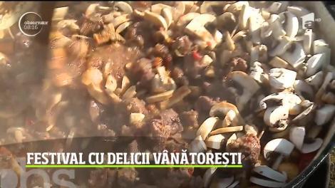 Festival vânătoresc la Sovata