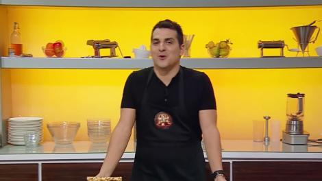 Desert brazilian la Chefi la cuțite! Marwin Chester, fotograf, adoră să stea în bucătărie: Îmi place să gătesc!