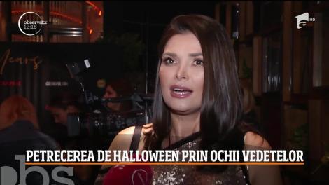 Cum se costumează vedetele de Halloween