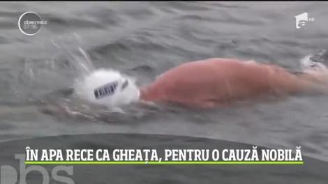 Avram Iancu, gest impresionant de umanitate. El a înotat în apa rece ca gheaţa a unui lac, pentru a-i oferi unui prieten imobilizat la pat un scaun cu rotile