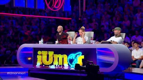 """Adrian și Andrei s-au bătut în rime. Primul rap battle de la """"iUmor"""" a ieșit cu scântei pentru jurați!"""