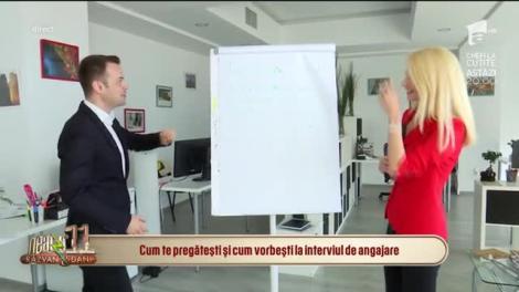 Neatza cu Răzvan și Dani. Vrei un loc nou de muncă, dar ți-e frică de interviu? Uite cum să-ți învingi teama de angajator