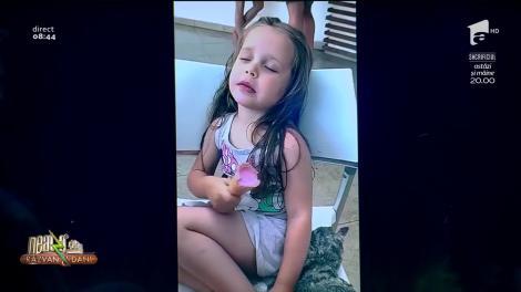 Smiley News - Neatza cu Răzvan și Dani. Cum să mănânci înghețată în timp ce dormi