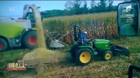 """Smiley News - Neatza cu Răzvan și Dani. Campanie agricolă! Cum să strângi recolta de pe câmp. """"Dă-i românului sculă străină!"""""""